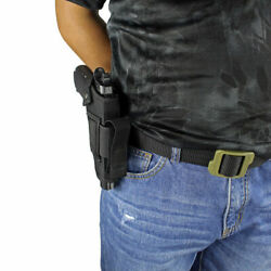 The Ultimate Belt & Clip Gun holster With Magazine Pouch For Kel-tec P-32P3AT