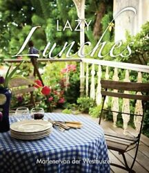 Little Book Of Lazy Lunches By Van Der Westhuizen, Marlene Book The Fast Free