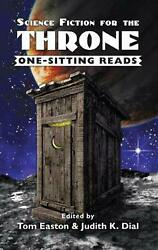Science Fiction For The Throne One-sitting Reads By Tom Easton English Hardco