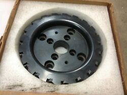 Kennametal Hertel Germany Large Spindle Mounted Face Milling Mill Tool 12 Inch