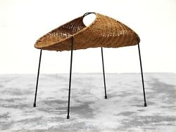 Franco Campo And Carlo Graffi Design For Home Italy Years And03950 Magazine Rack