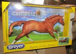California Chrome Two Time Race Horse of the Year Thoroughbred Breyer #1792 NIB!