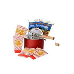Wabash Valley Farms 26117 Whirley-pop And Real Theater Popping Kits