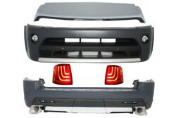 Body Kit for Sport Facelift 09-13 L320 Rear Lights Glohh GL-3 Autobiography Look