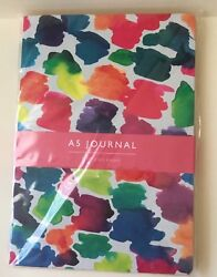 Portico Designs - The Notebook Collection Journal A5 SPLASH
