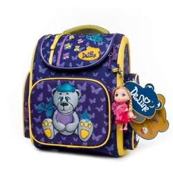 Delune Kids Backpack for Boys and Girls Primary Schoolbag -...