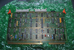 Excellon System Interface Board Si-2 206471-11 Ref E Used Sn 2033