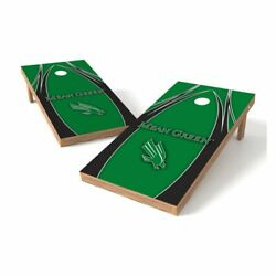 Wild Sales NCAA XL Shield V Logo Cornhole Set