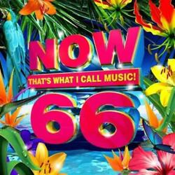 Now That#x27;s What I Call Music 66 Various Artists Audio CD NEW