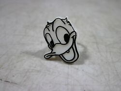 Vintage 1960's 70's Donald Duck Plastic Ring Gumball Prize Cereal Made In Usa