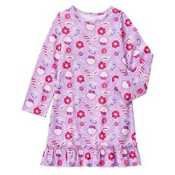 Big Girls' Sweet Treats Candy and Doughnuts Gown Nightgown $19.99