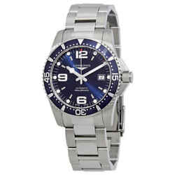 Longines Hydroconquest Automatic Blue Dial 41 Mm Menand039s Watch L37424966