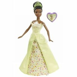 Disney Princess Birthday Wishes Tiana Doll With Ring Does Not Sing