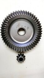 New Kubota Tractor Front Axle Bevel Gear Kit Fits M8540