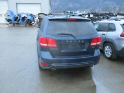 TrunkHatchTailgate With LED Lamps Keyless Entry Fits 11-16 JOURNEY 7937547