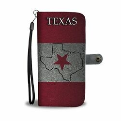 Cute Beagle Dog Print Wallet Case-Free Shipping-TX State