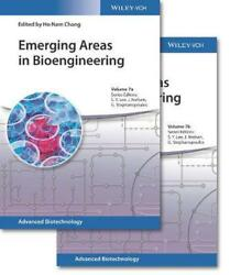 Emerging Areas In Bioengineering By Chang English Hardcover Book Free Shipping
