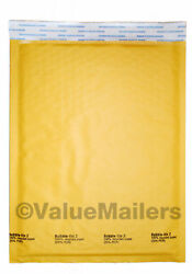 2 Kraft 8.5 X 12 Bubble Lite Mailers Dvd Padded Envelopes Bags 25, 100 To 2000