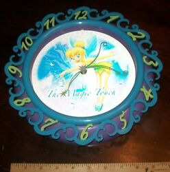 disney Tinkerbell Hologram Wall Clock 2 Pictures