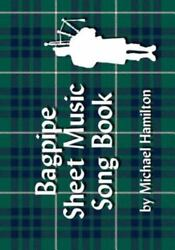 Bagpipe Sheet Music Song Book Paperback By Hamilton Michael Brand New Fre...