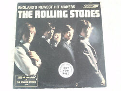The Rolling Stones England's Newest Hit Makers Lp Wlp Dj Promo London Ffrr Mono