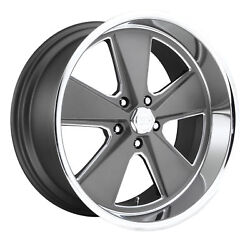 Cpp Us Mags U120 Roadster Wheels 18x8 Fits Ford Fairlane Thunderbird