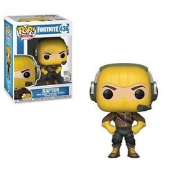 Funko Pop Games Fortnite - Raptor 436 With Box Protector