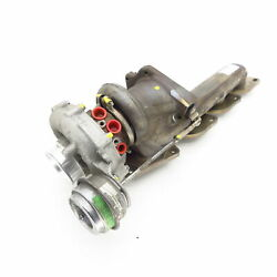 Turbocharger Right Mercedes S-class W221 216 Cl 63 Amg Turbo 61000 Km