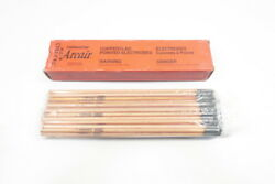 Box Of 50 Arcair 22-043-003 Copperclad Electrode 1/4in 12in