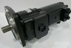 Hydraulic Pump For New Holland 675e Loader Backhoe Part 85801065