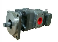Hydraulic Pump For New Holland 575e Loader Backhoe Part 85801065