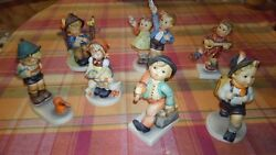 Hummel Collectible Figurines Lot