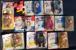 Ty Assorted Beanie Babies Year 1994 To 1999