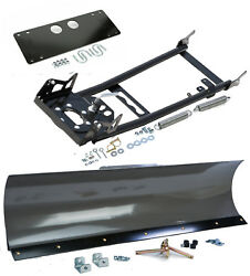 Open Trail Kfi 48 Snowplow Mount Push Tube Kit Suzuki 450 700 750 King Quad