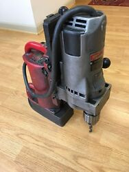 3/419mm Milwaukee Electromagnetic Mag Drill Model 4202 Yoder 71503