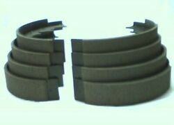 All 8 Brake Shoes For Pontiac 1939 To 1969 Rebuilt-you Car Will Need Brakes