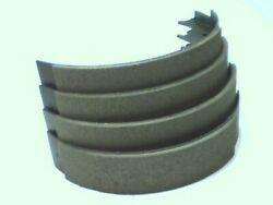 4 Brake Shoes Chevrolet 1936 1937 1938 1939 1940 1941-you Car Will Need Brakes