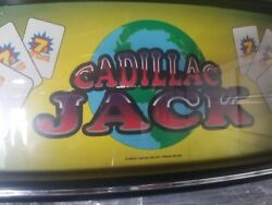 Video Blacklack. Cadilllac Jack. Complete System In Parts.