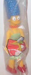 1990 Burger King Simpson Dolls Marge - Still Sealed In Package - 6