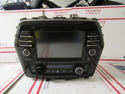 2016 2017 2018 NISSAN MAXIMA RADIO DISPLAY SCREEN WITH HEATER AC CLIMATE CONTROL
