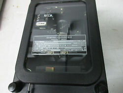 Ge General Electric Frequency Relay Type Ijf 12ijf51c2a 115 Volt 60hz Used