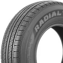 4 New ST23585-16 Carlisle Radial Trail HD 10 Ply Radial Trailer Tires 235 85 16