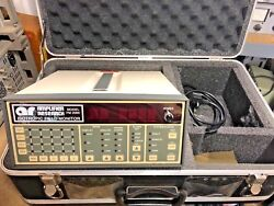 Ar Amplifier Research Fm2000 Isotropic Field Monitor And Transit Case
