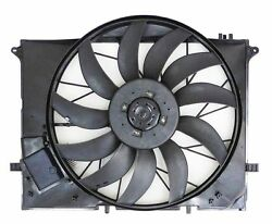 APDI 6010038 Radiator And Condenser Fan Assembly