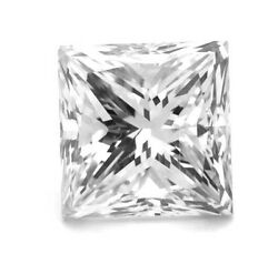 4.01ct Princess Excellent Cut Diamond H Color VS1 Clarity Engagement Ring Gift