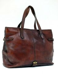 the bridge design leather great bag years '70 perfect  condition