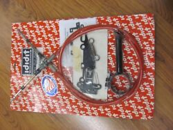 New Ididit Cable Shift Linkage Kit Gm Transmission 2801000010 Shifter