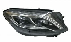 NEW ORIGINAL FULL LED HEADLIGHTS ILS COMPLETE NIGHT VISION MERCEDES S-Class W222