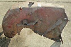 Used Oem And03957 - And03962 Triumph Tr3a - Tr3b Right Front Inner Fender / Valance G968