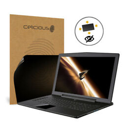 Celicious Privacy Plus Aorus X7 Pro V5-SL2 [360°] Anti-Spy Screen Protector